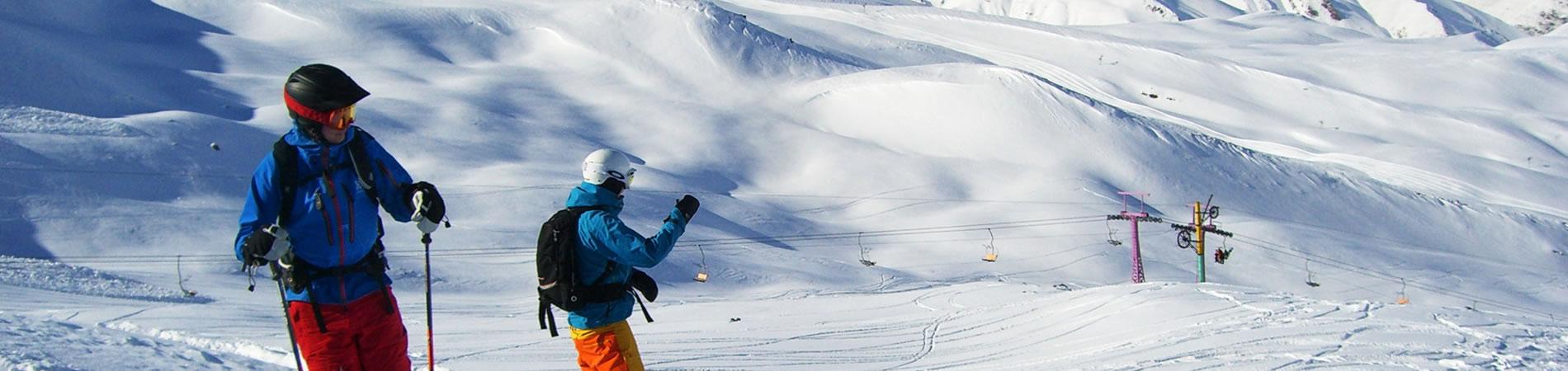 skirejser og skiferie